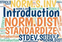 Excel provides several worksheet functions for working with normal distributions or 'bell-shaped curves.' This introduction to Excel's Normal Distribution functions offers help for the statistically challenged.