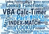 This simple VBA procedure finds the precise time it takes to calculate a workbook. You can use it to test competing workbook design methods.