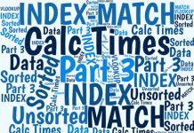 Which is faster: VLOOKUP? Or INDEX-MATCH? Here are the test results.
