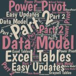 An Excel-Friendly Database is defined as an organized collection of data from which worksheet formulas can return values. Here are five Excel-friendly databases.