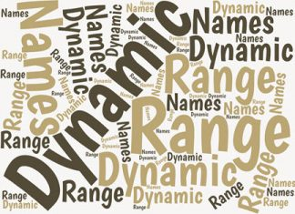 Excel's dynamic range names give your formulas the power to adapt automatically in response to changes in your data or settings. Here's how to set them up.