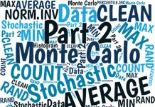 The Monte Carlo method allows you to forecast performance using probability distributions for your assumptions. And Data Tables provide a quick and easy way to implement the Monte Carlo method. Here's how to do it.