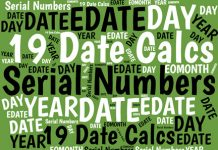 Here are nineteen examples of common date calculations used in Excel reports and analyses, using worksheet functions like DATE, EDATE, EOMONTH, and others.