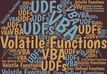 Excel tracks many worksheet properties that formulas don't return. But you can fix the problem in VBA by writing a UDF, a User Defined Function.