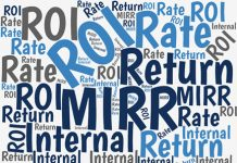 The Internal Rate of Return calculation has very real problems, no matter where it's calculated. But with its MIRR function, Excel could offer a solution.