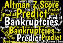 How healthy is your company? Here's a mathematical method that can help you to predict whether a business is headed for bankruptcy…if it's still accurate.