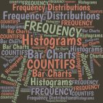 Excel's FREQUENCY function was first created to calculate frequency distribution tables, which are needed for charting histograms. But the COUNTIFS function offers more power, and it's easier to use.