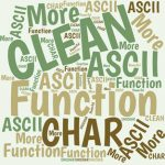 Excel's CLEAN function does more than Excel's help topic says. In fact, it cleans all but two nonprinting characters in the ASCII and Unicode character sets. Here's how to deal with nonprinting characters.