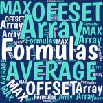 Array formulas may be Excel's most-powerful feature for summarizing data. But they're also a little-used feature of Excel. Here's how to use their power.
