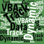 Here's how to use both VBA and iterative calculations to update your workbook in response to DDE updates. Also includes ideas from other Excel MVPs.