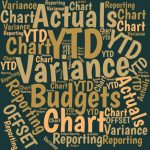 Using the right Excel charts to display year-to-date variances can clarify budgets and spending problems. But using the wrong charts is a waste of time.