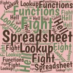 Do you spend hours each period turning raw data into useful information? You can fight such Spreadsheet Hell with help from three key Excel functions.