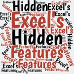 Excel includes many outstanding features that you probably don't know even exist. Here's how to find those features and to use the ones you need.