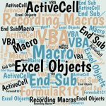 When you record VBA macros, Excel records each item you select. Here's why and how to avoid selecting those objects in your actual macro.