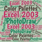 Excel 2003 offers only 56 colors in its standard palette. Even so, you can create Excel reports that use any colors you want. Here's how...