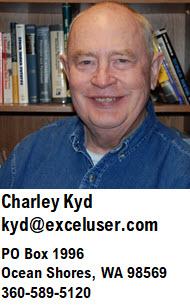 Charley Kyd