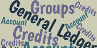 How to aggregate named groups of GL accounts.