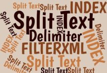 Here's how you can split delimited text into an array with a short Excel formula, and then wrap the formula with the INDEX function to return any value from the array.