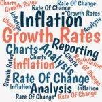 Companies measure growth rates like economists measure inflation. Today's high inflation rates have been skewed by last year's Covid recession. Here's one way to bridge across that skewed period to find the underlying growth rates.