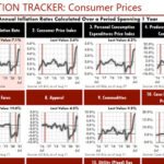 Use this unique Excel dashboard to track the general rate of inflation, your personal rate, and the rate of the goods and services you buy.